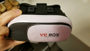 Cell phone vr headset