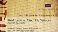 K&M Furniture Assembly Service