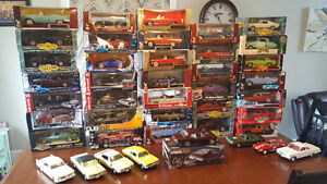1/18 scale diecast car collection