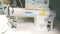 JUKI AUTOMATIC INDUSTRIAL SEWING MACHINE 8500-7 USED