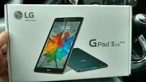 LG G pad 8.0 Tablet Cambridge Kitchener Area image 1