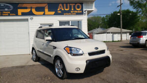 2010 Kia Soul 4u!ONE OWNER!ACTIVE!SUNROOF!HEATED SEATS!BLUETOOTH
