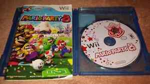 For sale, Mario party 8 wii. 25 dollars