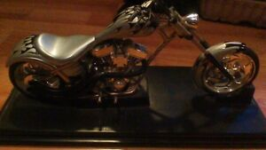 WEST COAST CHOPPERS DIE CAST MODEL BY FUNLINE 2003 Stratford Kitchener Area image 3