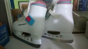 Bauer girls skates