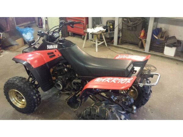 Used 1989 Yamaha Warrior