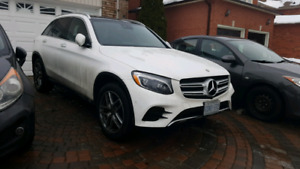 2018 Mercedes GLC300 Lease Takeover