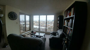 Roommate needed! Just off Whyte with a beautiful view!
