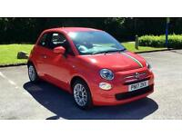 2017 Fiat 500 1.2 Pop Star Manual Petrol Hatchback