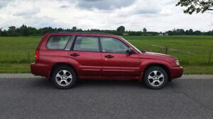 2003 Subaru Forester - New Price!