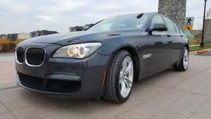 2012 BMW 750i xDrive - Luxury and Performance