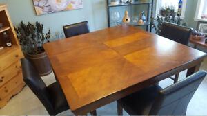 Pub Height Table - Seats 8.  $800 OBO