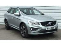 2015 Volvo XC60 D4 [181] R DESIGN Nav 5dr Geartronic Auto SUV diesel Automatic
