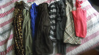 Lot of size L clothes