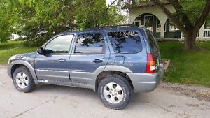 2001 Mazda Tribute SUV, Crossover AS IS