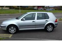 2004 VW GOLF 1.6..( JUST £995 ono )