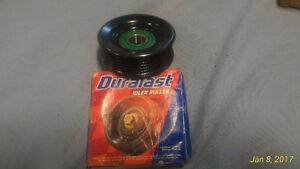 Drive Belt Idler Pulley-2002 GMC Duramax