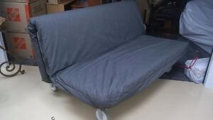 Sleeper Sofa/Futon - Queen Size  (IKEA PS LÖVÅS)