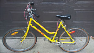 "Old School Velo Sport 21 Speed Cruiser 26"" (Very nice condition)"