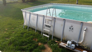 12 x 24 saltwater pool for sale