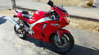 1997 KAWASAKI NINJA ZX6R FOR TRADE LOWER CC
