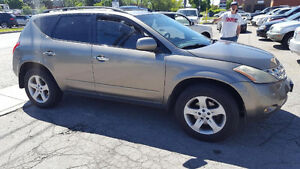 2004 Nissan Murano SL SUV, Crossover AWD LEATHER ROOF