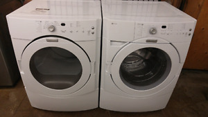 FRONT Load HEAVY Duty MAYTAG Washer & Dryer TEAM, LIKE NEW!!