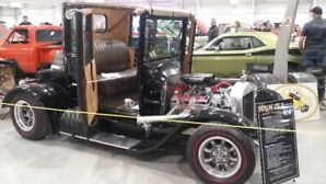 One of a kind Hot Rod Model T Coupe