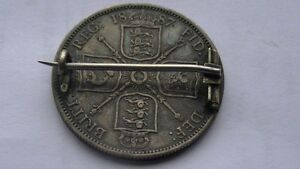 1887 QUEEN VICTORIA  Silver Brooch (VIEW OTHER ADS) Kitchener / Waterloo Kitchener Area image 4