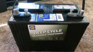 Marine & RV Deep Cycle 12 Volt 27 Series 650 CCA / OBO