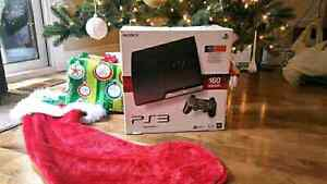 Sony PS3 Playstation 3 160GB! Like New in Box W/Packaging