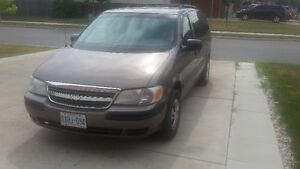 Hot deal for quick sale, 2004 Chevy Venture EXT