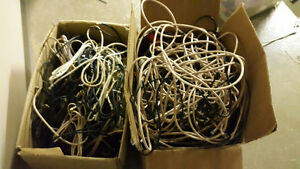 *Free* Hundreds of Feet of Coaxial Cable + Miscellaneous Parts