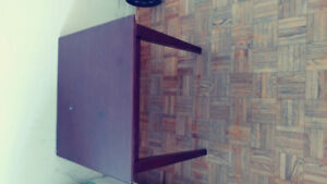 Moving sell: coffee/study table and furniture