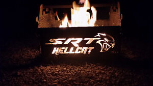 DODGE HELLCAT FIRE PIT London Ontario image 2