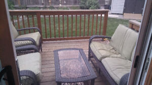 Martha Stewart Patio Furnirure new or in good condition