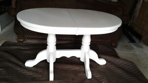 White Oak Dining Tables & Chairs