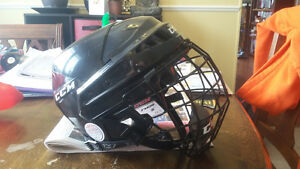 youth small ccm helmet