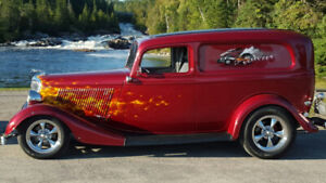 1934 Ford  Sedan Delivery Price Reduced to  $65,000