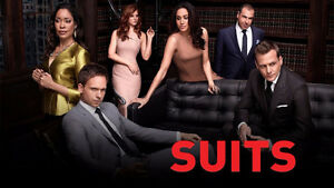 Suits 6th Season on DVD