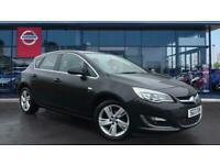 2013 Vauxhall Astra 1.4i 16V SRi 5dr Petrol Hatchback Hatchback Petrol Manual