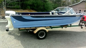 18 foot starcraft boat