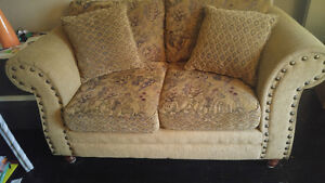 Couch and sofa looking for a new home.