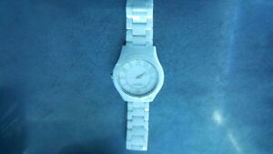 Emporio Armani New Men's Superslim White Ar1442 Watch