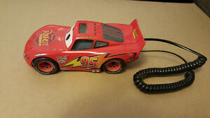 Lightning Mcqueen # 95 Telephone from the movie CARS