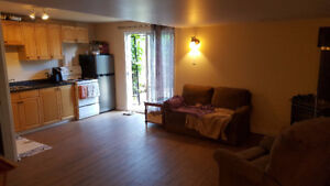 1 BEDROOM +2 DENs WALKOUT LOWER LEVEL FOR RENT McCarthy