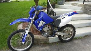 2001 YAMAHA WR250F For Sale