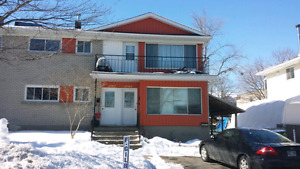 5 1/2 in duplex (2nd Floor) 3 bedrooms, Pierrefonds