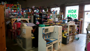 Toy sale 30-50%off @ clic klak used toy warehouse