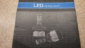 H11 LED Headlight Set.